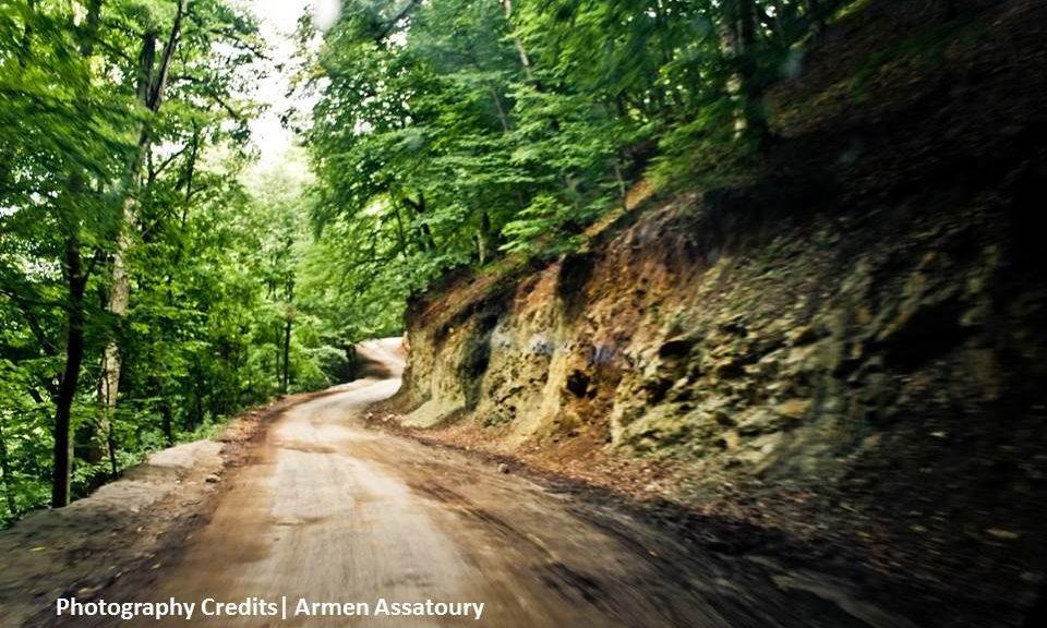 Dilijan Rd by Armen Assatoury 1
