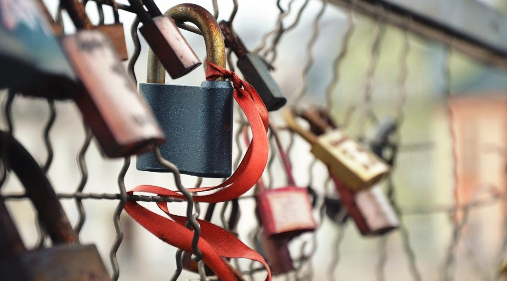 Locks | a promise to come back