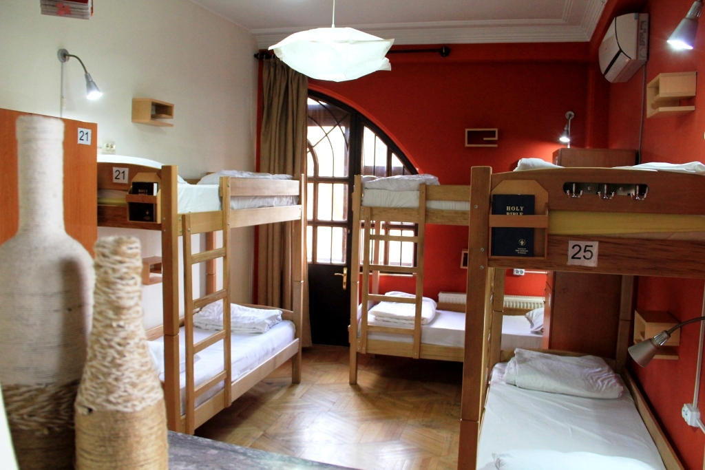 Hostels With Private Rooms In Yerevan