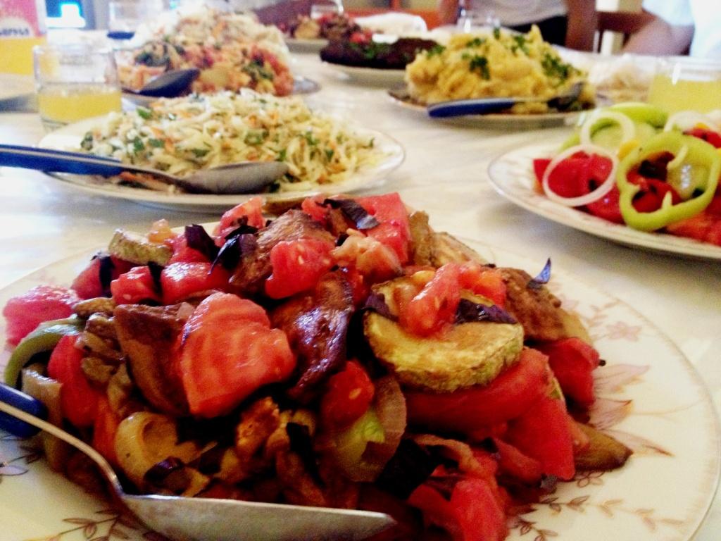 Armenian cuisine delicious and unique envoy hostel for Armenian cuisine