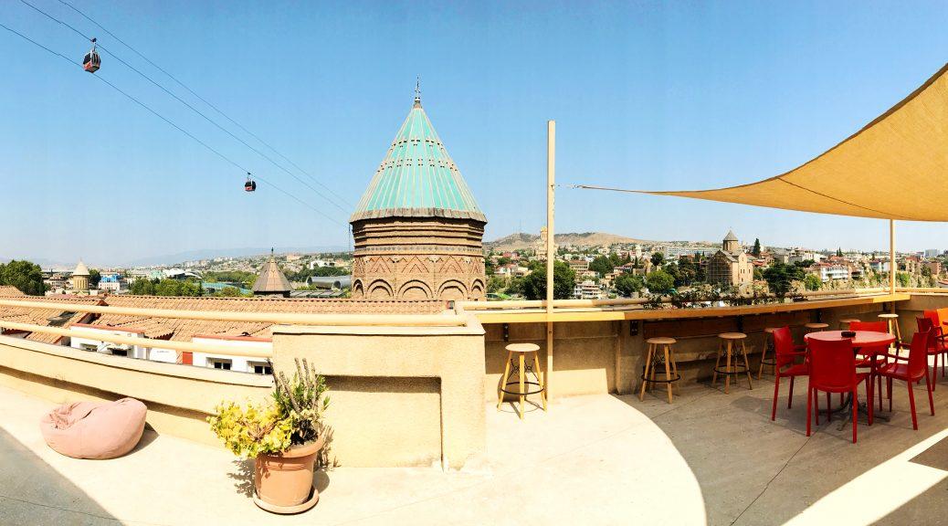 Terrific Tbilisi view